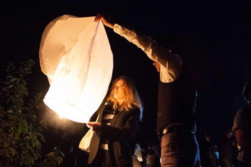 Instant lanterne